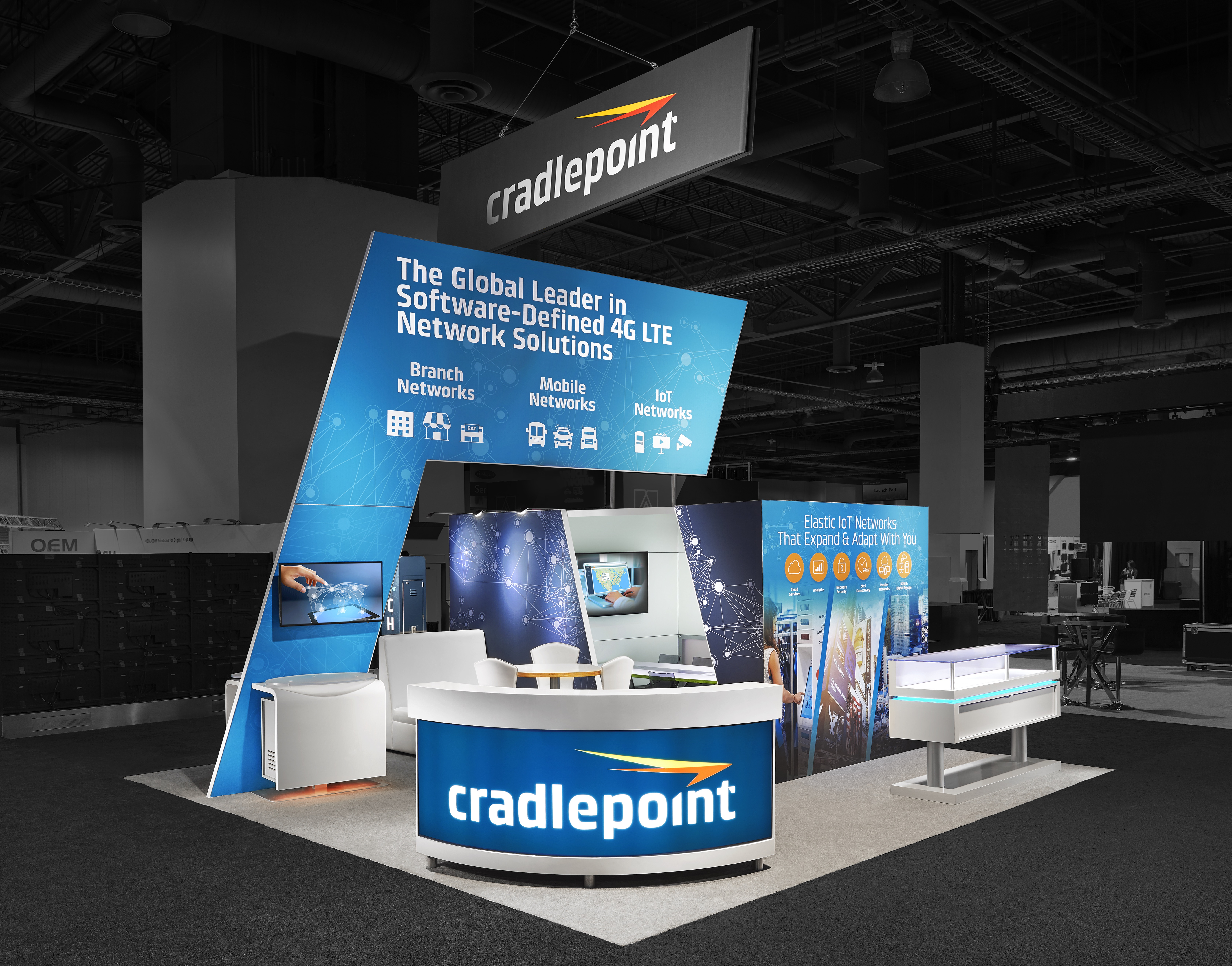 Case Study: Renting Spells Success for Cradlepoint